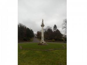 Ceramic Statue - Springburn Park